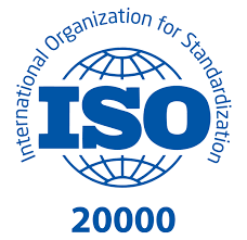 Certification ISO 20000