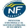 Certification NF Z40-350