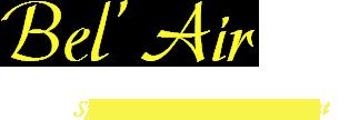 Logo Bel'Air Musique