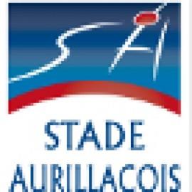 Logo Stade Aurillacois Cantal Auvergne