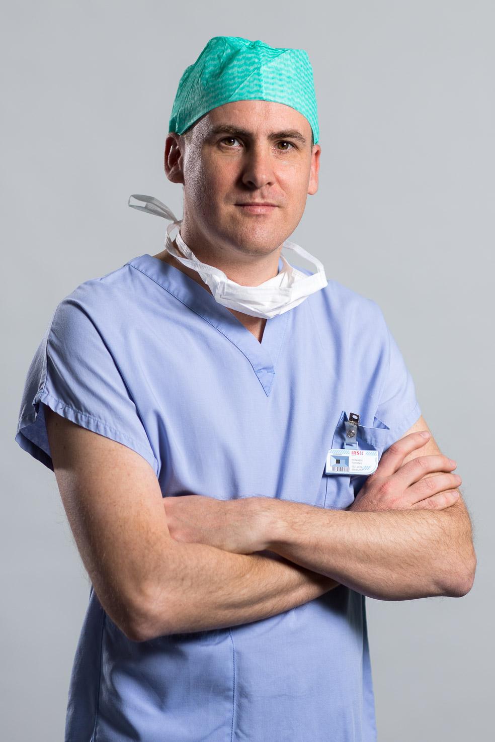 Dr Thomas Hovasse - ICPS