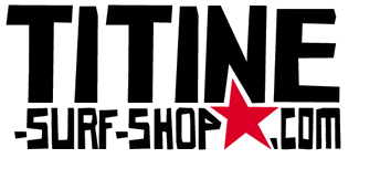 Logo Titine Surf Shop