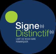 Logo Enseignes Puzin Signes Distinctifs