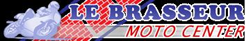 Logo Le Brasseur Moto Center