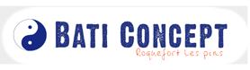 Logo SARL Bati Concept