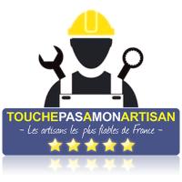 Logo Touche Pas À Mon Artisan