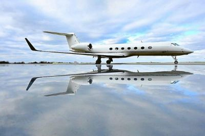 Affrètement aérien et location d'avion