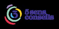 Logo 5 Sens Conseils