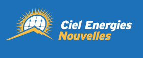 Logo Ciel Energies Nouvelles