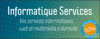 Logo Informatique Services
