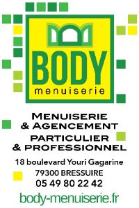 Logo Body Menuiserie