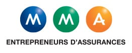 Logo Hervé Visini, Agent général MMA Assurances