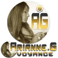 Logo Arianne .G Voyance