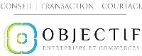 Logo Objectif Entreprises et Commerces