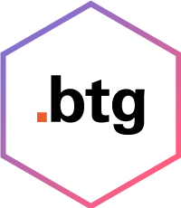 Logo Btg Communication
