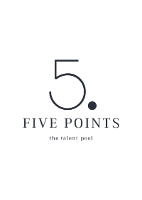 Logo FivePoints The Talent Pool