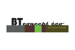 Logo Bt Concept Eco
