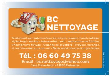 Bc Nettoyage