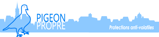Logo Pigeon Propre