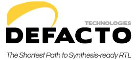 Logo Defacto Technologies