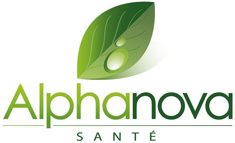 Logo Alphanova Sante