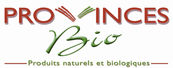Logo Provinces Bio Produits Naturels