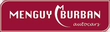 Logo Autocars Menguy Burban Voyages Menguy Bu