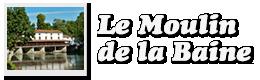 Logo Le Moulin de la Baine