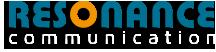 Logo Resonance Communication