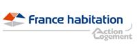 Logo SA DHLM France Habitation