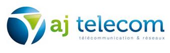 Logo Aj Telecom