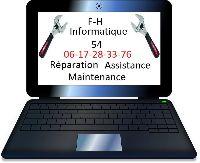 Logo F-H informatique 54