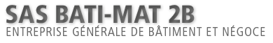 Logo Bati Mat 2B