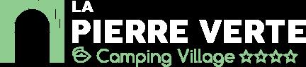 Logo Camping la Pierre Verte