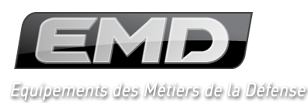 Logo Equipement des Metiers de la Defense - Emd