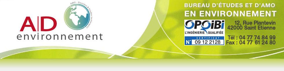 Logo AD Environnement