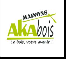 Logo Akabois Constructeur Maisons Bois