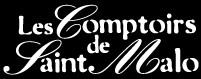Logo Les Comptoirs de Saint Malo