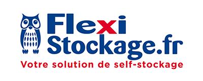 Logo Flexi-Bureau Flexi-Stockage
