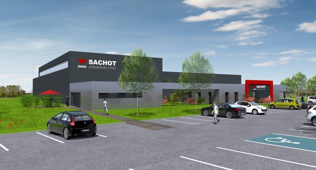 Sachot - Usinage CNC