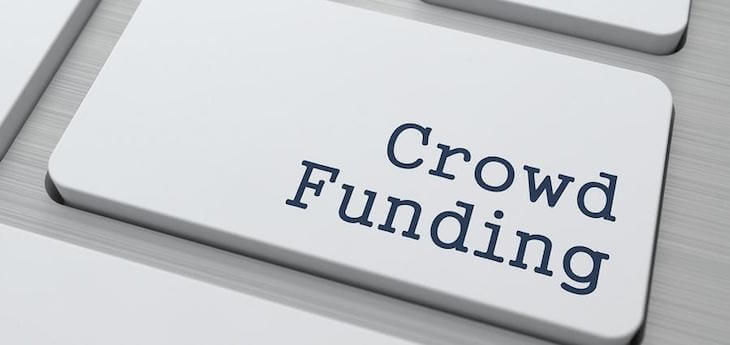 Entreprises plateforme d'equity crowdfunding
