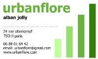 Logo eurl urbanflore