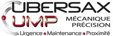 Logo Ubersax Mecanique de Precision