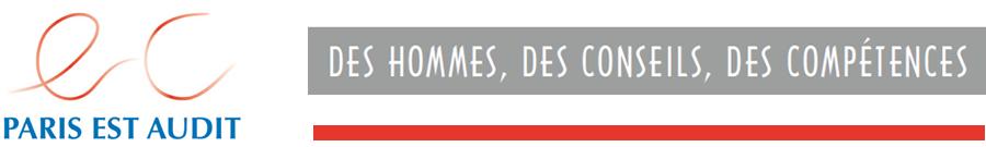 Logo Paris Est Audit Fiduciaire de l'Ourcq Expertise