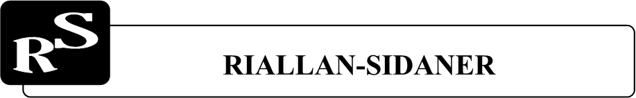 Logo SARL Riallan-Sidaner
