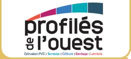 Logo Profiles de l'Ouest