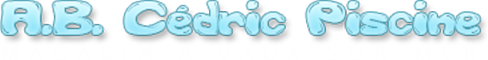 Logo Abcedric Piscine