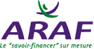 Logo Agence Rhone Alpes de Financement Araf