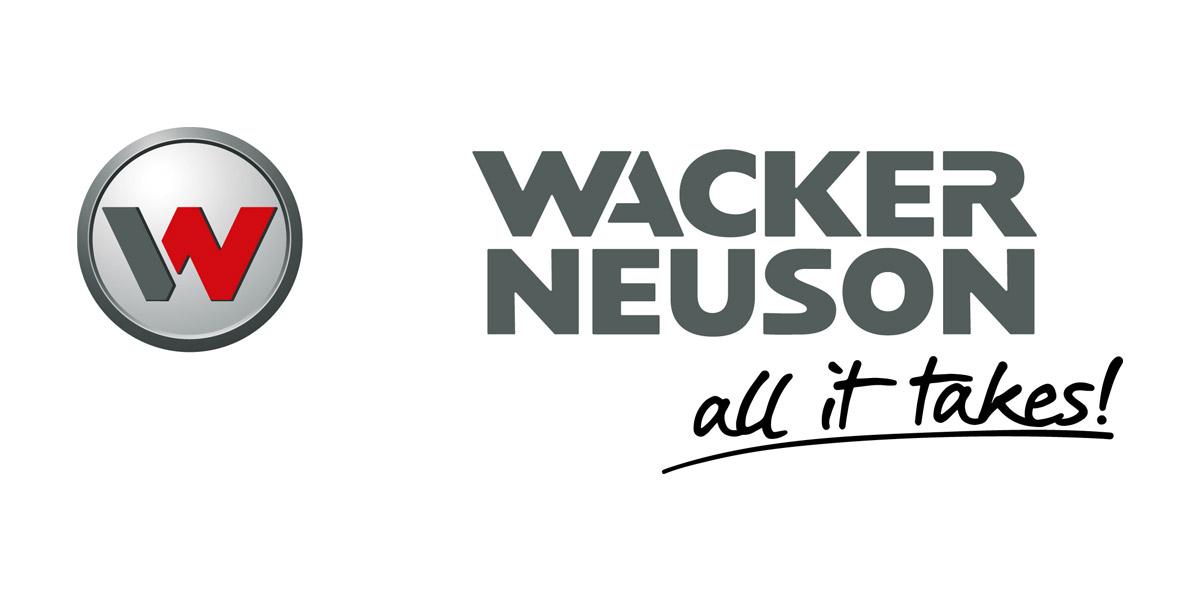 Logo Wacker Neuson SAS