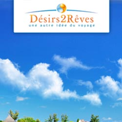 Logo Desirs de Reves Com